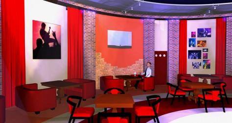 Зал кафе-бара «Виртуоз»